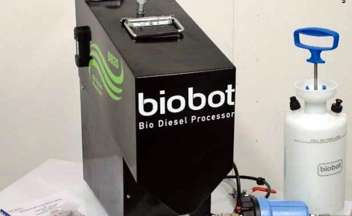 دستگاهی برای تبدیل ضایعات روغن سرخ کردنی به بیودیزل برای سوخت خودرو