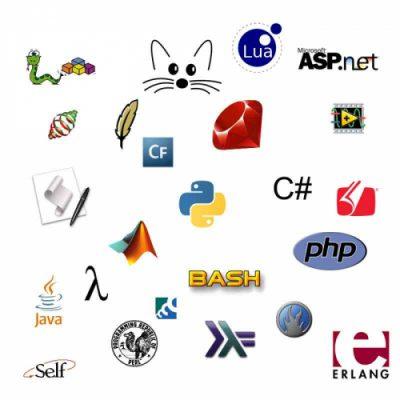 زبان های برنامه نویسی