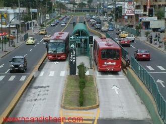 آیین نامه طراحی راه های شهری