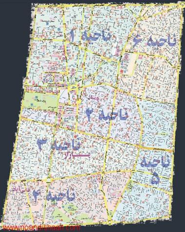 گزارش نهایی (فاز دو) طرح تفصیلی منطقه 12 تهران