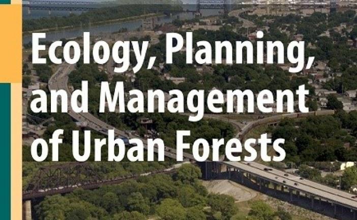 دانلود رایگان کتاب ژورنال لاتین Ecology, Planning, and Management of Urban Forests