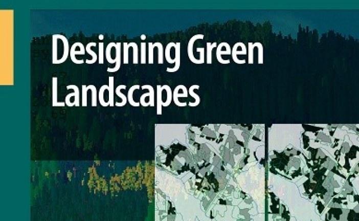 دانلود رایگان کتاب لاتینDesigning Green Landscapes «طراحی مناظر سبز»
