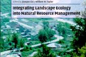 دانلود رایگان کتاب لاتین  Integrating Landscape Ecology into Natural Resource Management