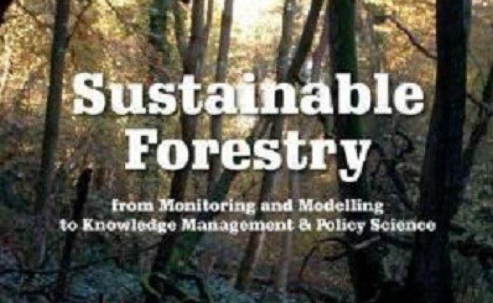 دانلود رایگان کتاب لاتین Sustainable Forestry; From Monitoring And Modelling To Knowledge Management And Policy Science «جنگلداری پایدار؛ از طریق پایش و مدلسازی »