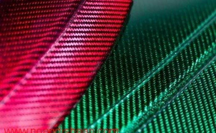 معرفی فرایند جدید تولید کامپوزیتهای کربنی رنگی