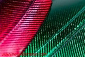 کامپوزیتهای کربنی رنگی