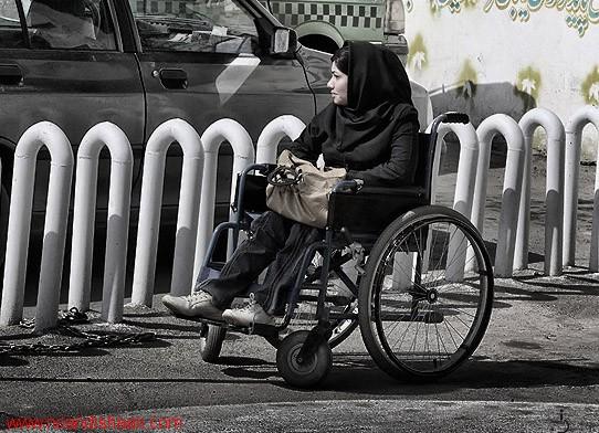 ضوابط طراحی فضای شهری برای معلولین