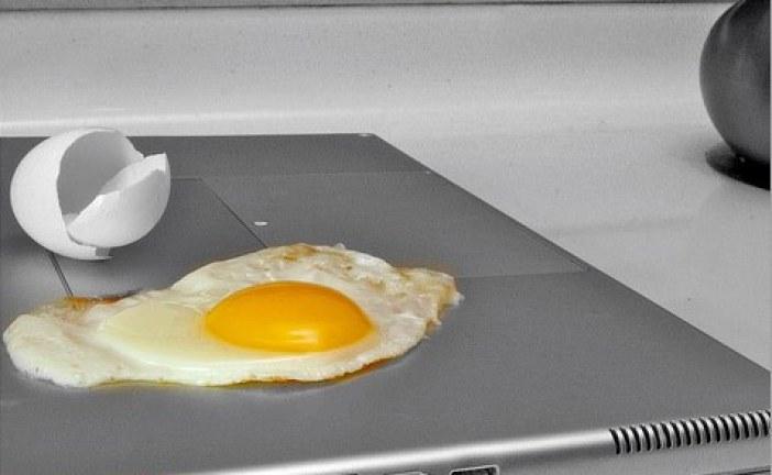 علل داغ کردن لپ تاپ