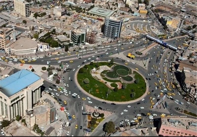 طرح جامع کرمانشاه