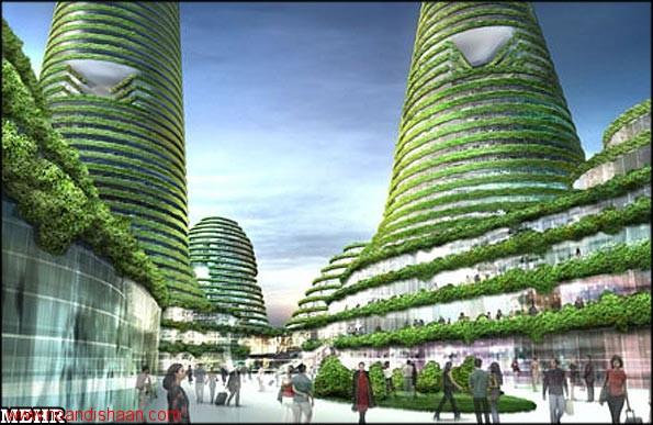 طراحی شهری محیط زیست