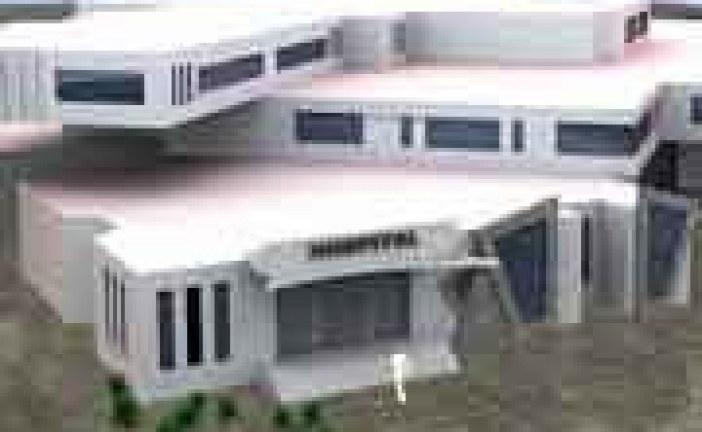 پایان نامه کارشناسی با موضوع طراحی بیمارستان با رویکرد پدافند غیر عامل
