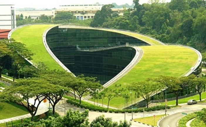 دانلود پروژه معماری سبز
