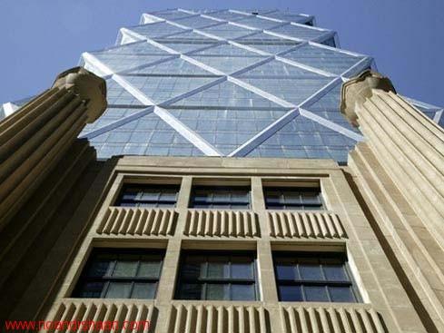 مفهوم معماری پایدارو انعکاس آن در ساختمان های آینده
