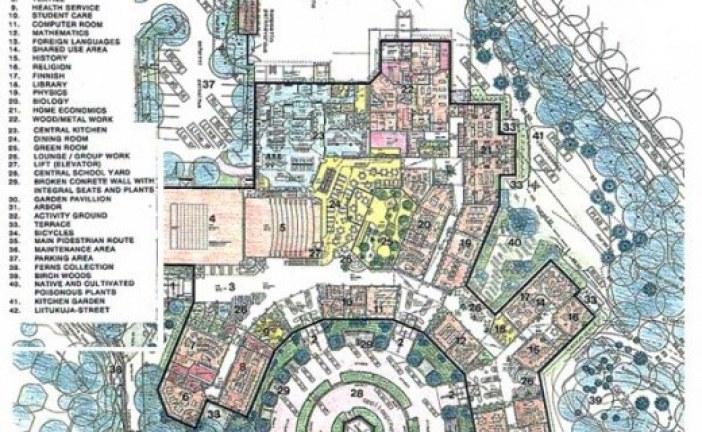 رساله آموزشکده معماری