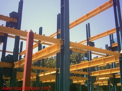 جدول و فلوچارت های طراحی سازه های فولادی