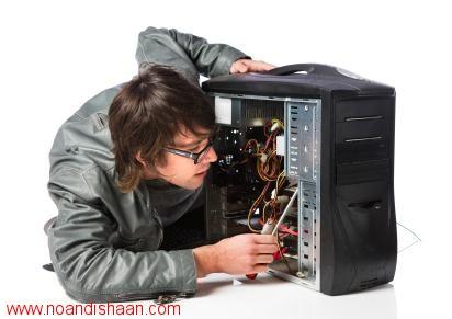 عیب یابی کامپیوتر