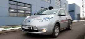 خودروهای بدون راننده از سال آینده در جادههای بریتانیا