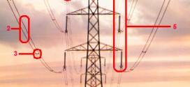 قطعات خطوط انتقال برق