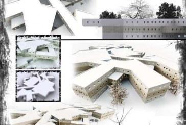 پروژه طرح نهایی کارشناسی معماری با موضوع مجتمع درمانی (بیمارستان)
