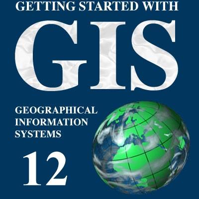 نقشه GIS منطقه 12