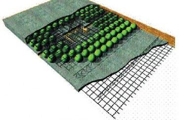 ساختار و مزایای سقف حبابی در صنعت ساختمان