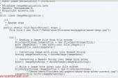 سورس کد تبدیل تصویر به متن و برعکس جهت ارسال در شبکه