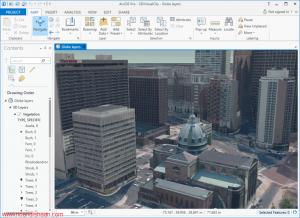 دانلود نرم افزار ArcGIS Pro