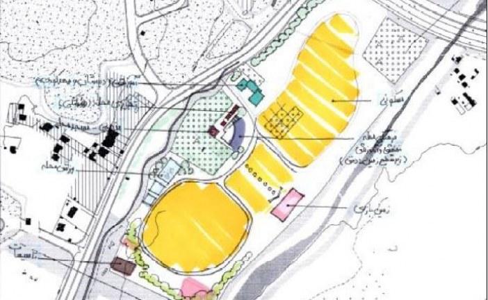 طراحی محله پایدار در ارومیه | پایان نامه ارشد معماری