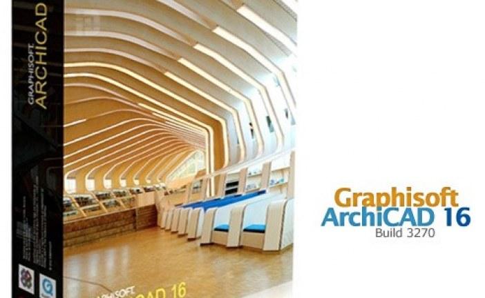 دانلود رایگان نرم افزار Graphisoft ArchiCAD 16