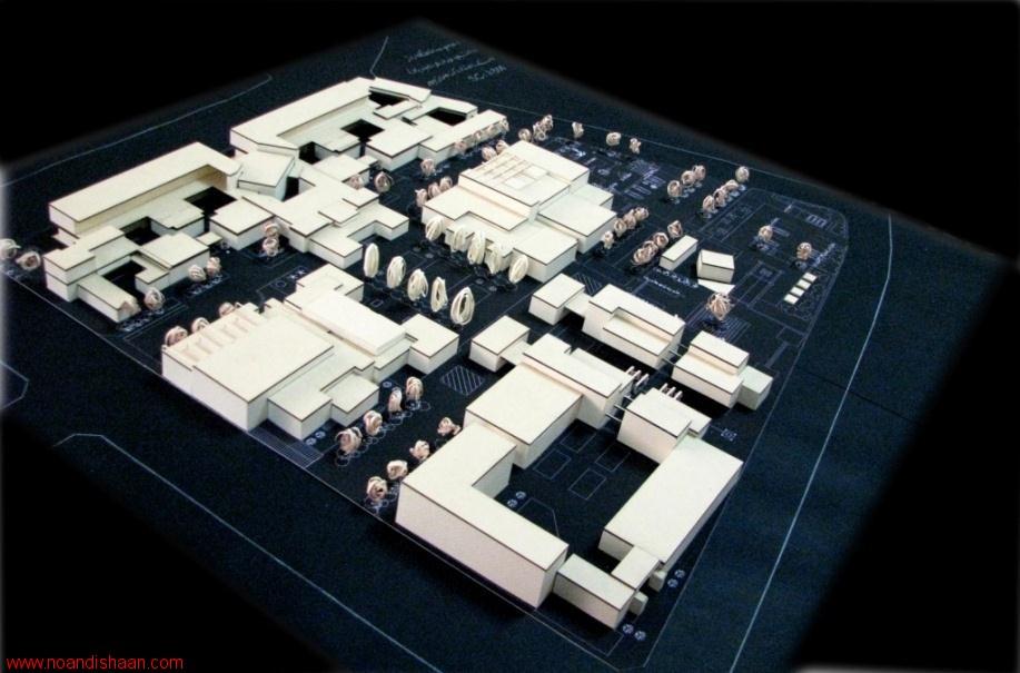 پایان نامه طراحی مجموعه اقامتگاه