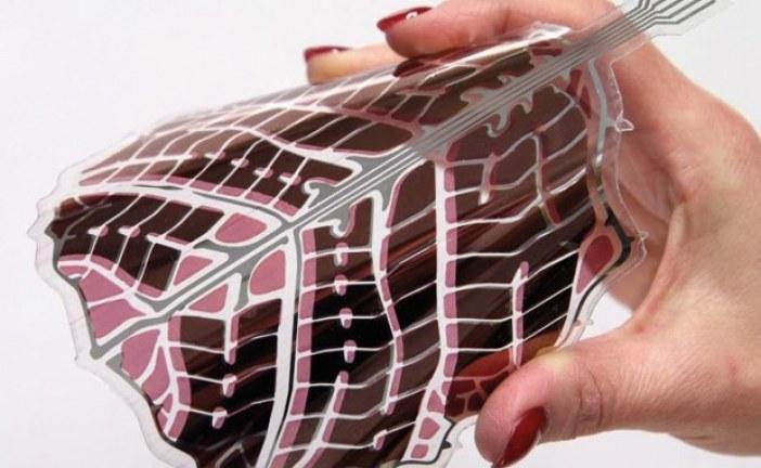 ساخت کاغذ دیواری خورشیدی ارزانتر و کاربردیتر