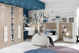 طراحی داخلی اتاق کودک | طراحی اتاق نوجوان