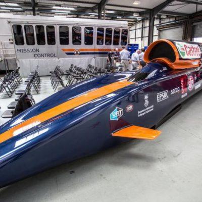 سریعترین خودرو جهان