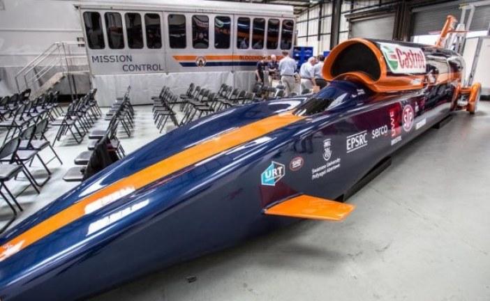 سریعترین خودرو جهان | ماشینی با سرعت 1609 کیلومتر بر ساعت