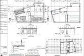نقشه اتوکد بنای اداری | نقشه فاز یک و فاز دو بنای اداری