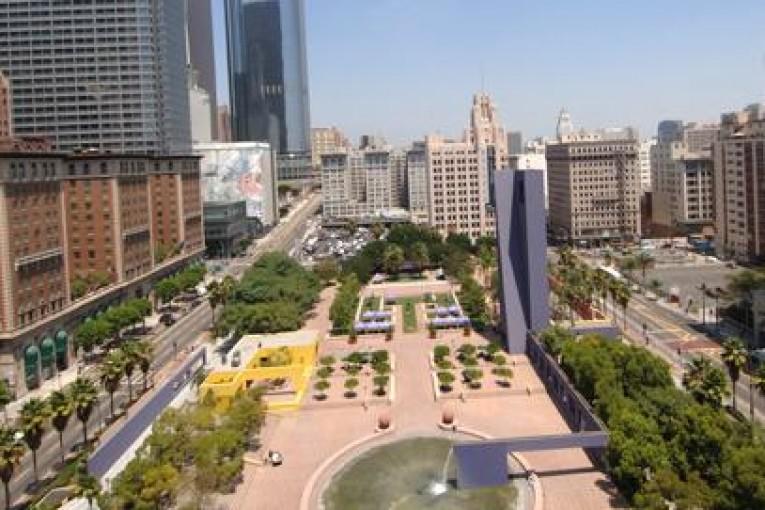 پروژه شناخت فضای شهری میدان پرشینگ