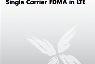 تکنیک مدوله سازی SC-FDMA در 4G