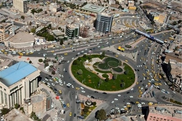 طرح تفصیلی شهر کرمانشاه