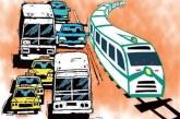 آمار و اطلاعات حمل و نقل شهری تهران ۱۳۹۲