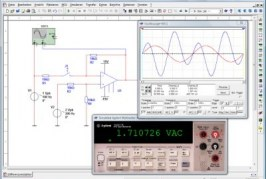 آموزش کار با نرم افزار Multisim – مولتی سیم