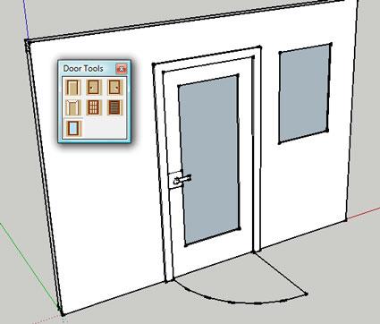پلاگین Door Tools