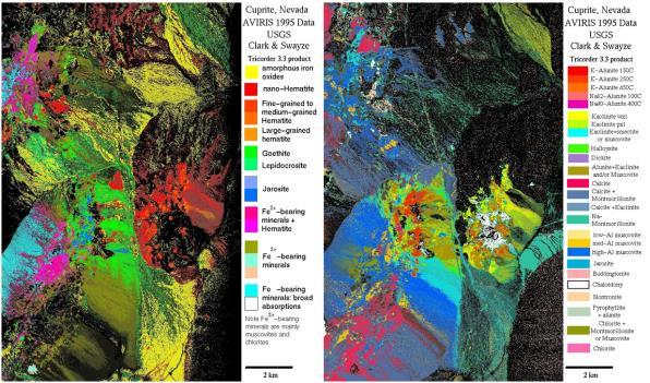 کاربرد RS و GIS در اکتشاف معدن