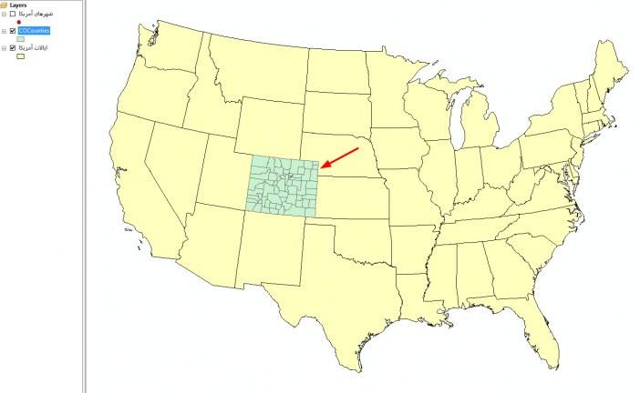 اضافه و حذف کردن لایه ها در GIS | آموزش ArcGIS (قسمت چهارم)