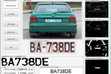 پایان نامه تشخیص پلاک خودرو با استفاده از متلب