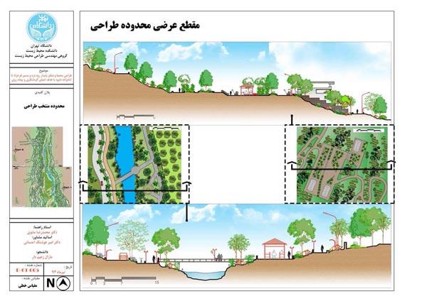 طراحی محیط و منظر پایدار