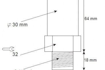 سنسور خازنی تشخیص سطح آب