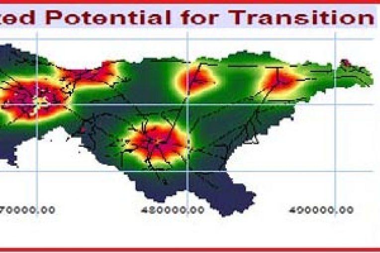 مدل سازی تغییرات پوشش اراضی