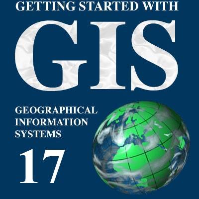 نقشه GIS منطقه ۱۷