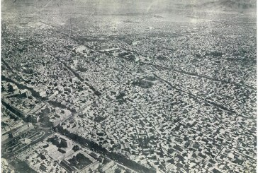 اولین طرح جامع تهران ۱۳۴۵ – دانلود طرح جامع تهران فرمانفرمائیان