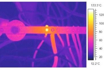 بررسی اتصالات سست در شبکه های توزیع با استفاده از ترموگرافی